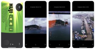 Huji Cam App